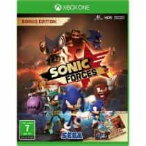 Sonic Forces: Day One Edition, Xbox One (Games),…