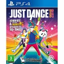 Compare Just Dance 2018, PlayStation 4   Games , Music, Blu ray Disc at KSA Price