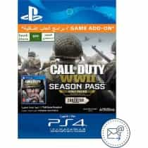 Digital Code, Call of Duty WWII, PlayStation 4…