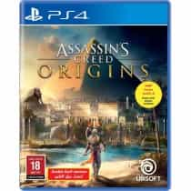 Compare Assassins Creed: Origins  Arabic Gulf Version , PlayStation 4   Games , Action Adventure, Blu ray Disc at KSA Price