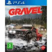 Gravel, PlayStation 4 (Games), Racing, Blu-ray…