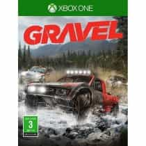 Gravel, Xbox One (Games), Racing, Blu-ray Disc