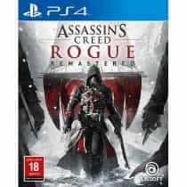 Compare Assassin s Creed: Rogue Remastered, PlayStation 4   Games , Action Adventure, Blu ray Disc at KSA Price
