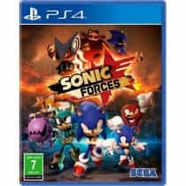 Sonic Forces, PlayStation 4 (Games), Adventure,…