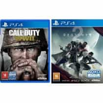 Call of Duty WWII + Destiny 2, PlayStation…