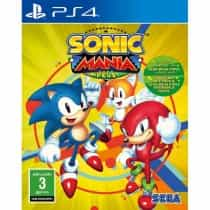 Sonic Mania Plus, PlayStation 4 (Games), Family,…