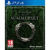 Compare Elder Scrollls Online: Summerset, PlayStation 4   Games , MMORPG  Massively Multiplayer Online Role Playing , Blu ray Disc at KSA Price