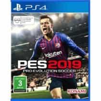 PES 2019, PlayStation 4 (Games), Sports, Blu-ray…