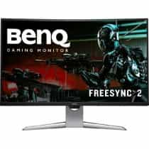 "Compare BenQ EX3203R, LED  Curved Gaming Monitor, 31.5"", Grey at KSA Price"