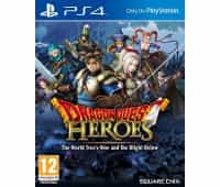 Dragon Quest Heroes: The World Tree's Woe and…