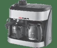 Elekta Esspresso And Capuccino Coffee Maker (EL-ESP-12DC)