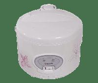 Elekta 1.8Litre Rice Cooker with Steamer