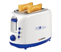 Elekta 2Slice Toaster with Cool Touch