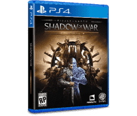 Middle-Earth: Shadow of War - Silver Edition(Playstation…
