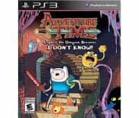 Adventure Time Explore the Dungeon Because I…