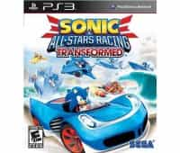 Sonic & All-Stars Racing Transformed - PlayStation…