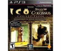 The ICO and Shadow of the Colossus…