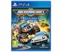 Compare Micro Machines World Series    PlayStation 4  at KSA Price