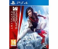 Compare Mirror s Edge Catalyst    PlayStation 4  at KSA Price