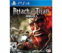 Attack On Titan - PlayStation 4