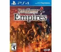 Samurai Warriors 4 Empires - PlayStation 4