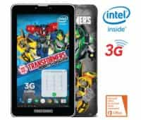 "Touchmate Transformers 7"" 3G Calling Intel Quad ..."