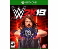 Compare WWE  2K19    Xbox One  at KSA Price