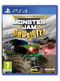 Monster Jam - Crush It - PlayStation 4