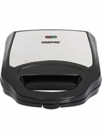 Compare 2 Slice Sandwich Maker GSM6002 Silver at KSA Price