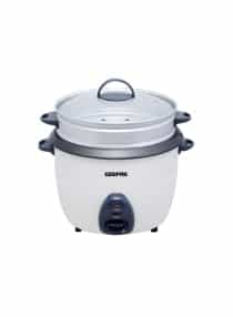 Electric Rice Cooker 1L 400W GRC4325 White