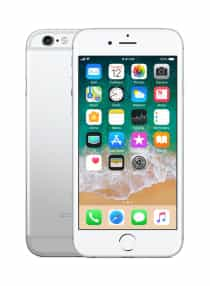 iPhone 6s With FaceTime Silver 32GB 4G LTE
