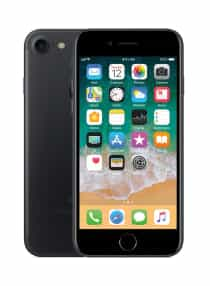 iPhone 7 Without FaceTime Black 32GB 4G LTE