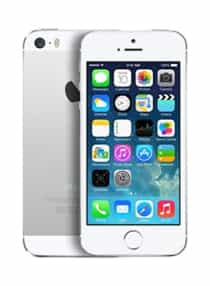 iPhone 5s With FaceTime Silver 16GB 4G LTE