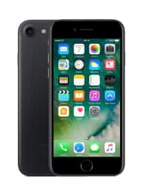 iPhone 7 With FaceTime Black 32GB 4G LTE