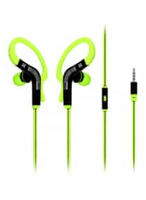 Over Ear Noise Isolating In Ear Sports Earphone…