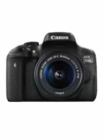 EOS 750D With 18-55mm IS STM Lens Kit