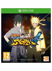 Compare Naruto Shippuden: Ultimate Ninja Storm 4     Xbox One   at KSA Price