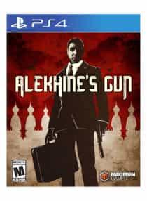 Compare Alekhine s Gun  With Free DLC  Action    PlayStation 4  at KSA Price
