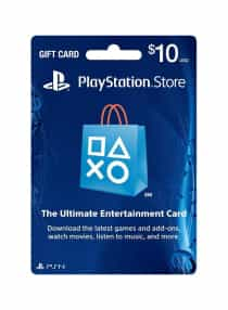 PlayStation Store Gift Card - 10 USD -…