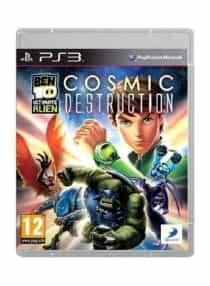 Ben 10 Ultimate Alien: Cosmic Destruction -…