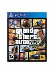 Grand Theft Auto V - NTSC - PlayStation 4