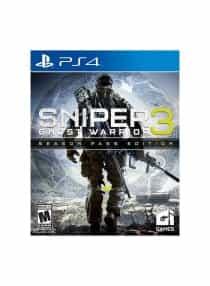 Sniper Ghost Warrior 3 - PlayStation 4