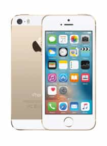 iPhone 5s With FaceTime Gold 16GB 4G LTE