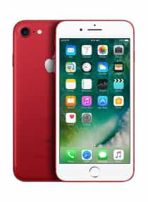 iPhone 7 With FaceTime (PRODUCT)RED 256GB 4G…