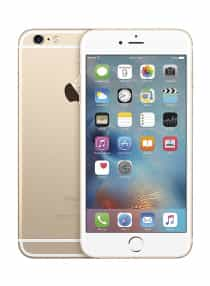 iPhone 6s Plus With FaceTime Gold 64GB 4G LTE