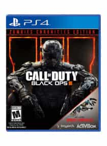 Compare Call of  Duty: Black Ops  III  Zombies Chronicles    PlayStation 4   at KSA Price