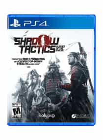 Shadow Tactics: Blades of the Shogun - PlayStation…