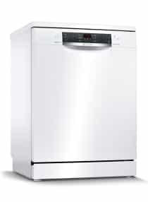 Compare Series 4  Freestanding  Dishwasher 254  Kwh  SMS46MW10M White at KSA Price