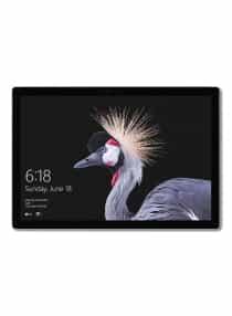 Compare Surface PRO  With 12.3 Inch Display, Core i7  Processor 16GB RAM 1 TB  SSD Intel IRIS Plus Graphics 640     2017 Silver at KSA Price