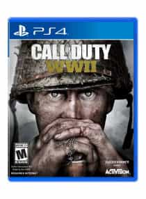 Call Of Duty: WWII (NTSC) - PlayStation 4